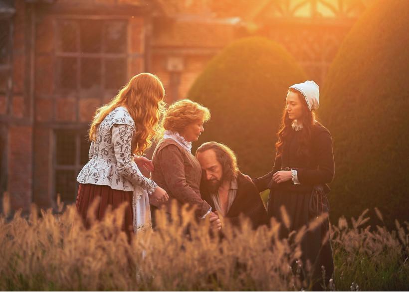 映画シェイクスピアの庭