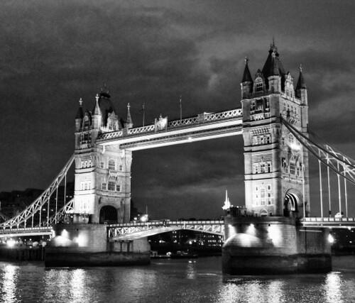 1996年頃のロンドンブリッジ