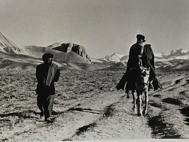 1978年アフガニスタンにて