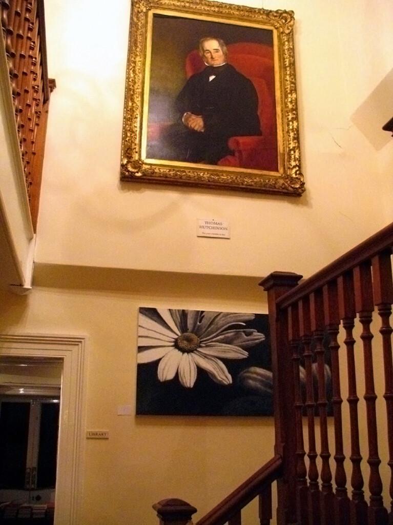 ライダル・マウントにて初開催の個展『Natural Poetry』展示模様(2005年)
