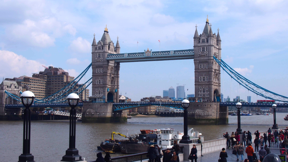 ロンドン・ブリッジ(London Bridge)