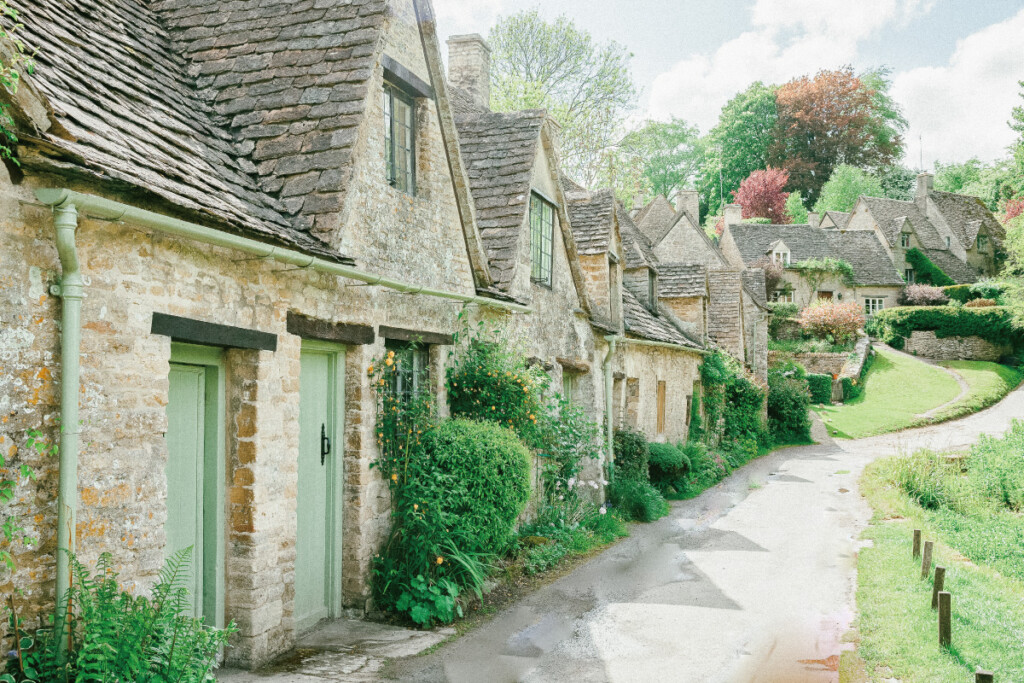 英国で最も美しい村 バイブリー