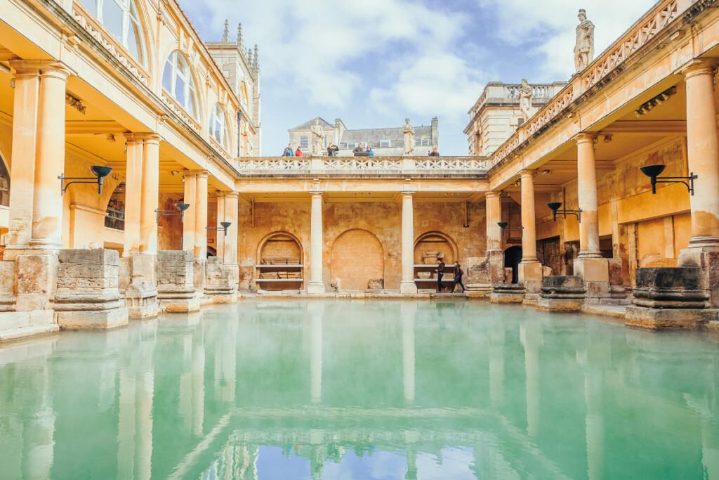 バース ローマ浴場遺跡