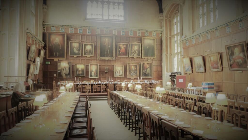 オックスフォード大学クライストチャーチカレッジ