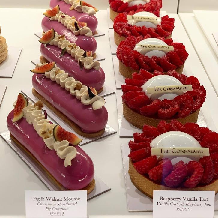 アートのような美しいケーキ