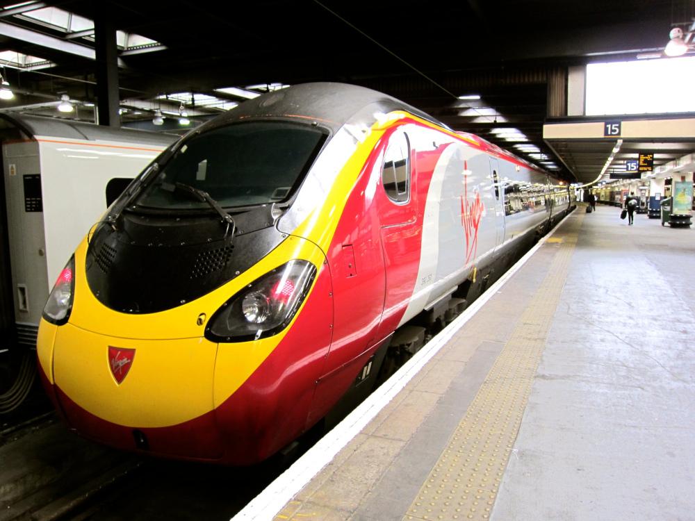 イギリスの特急列車