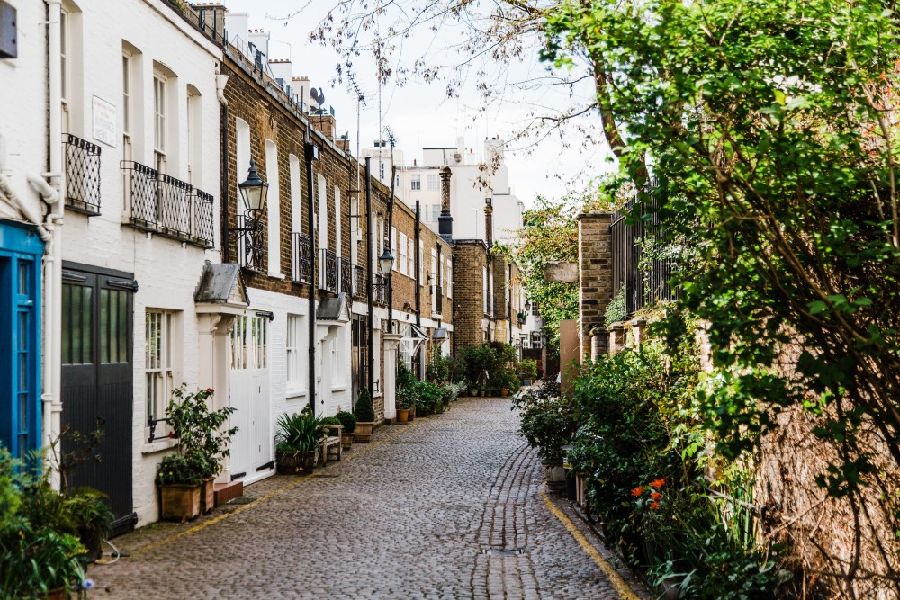 ロンドンストリート