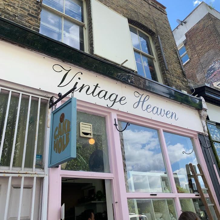 Vintage Heavenヴィンテージ・ヘヴン