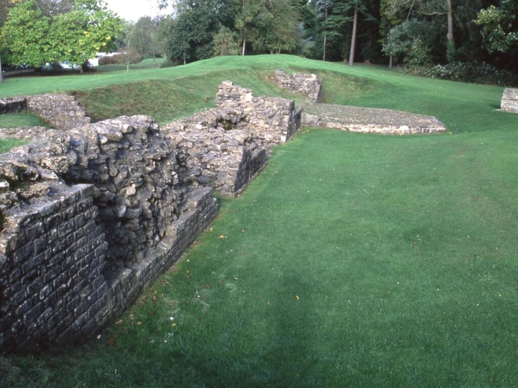 ローマ時代の闘技場