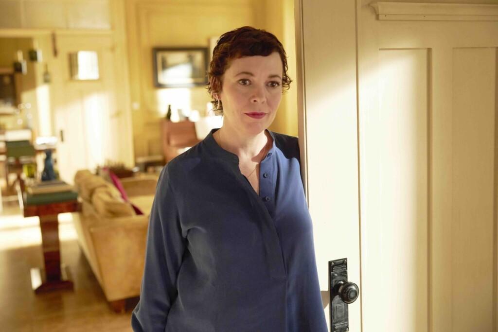 娘アンを演じるオリヴィア・コールマン