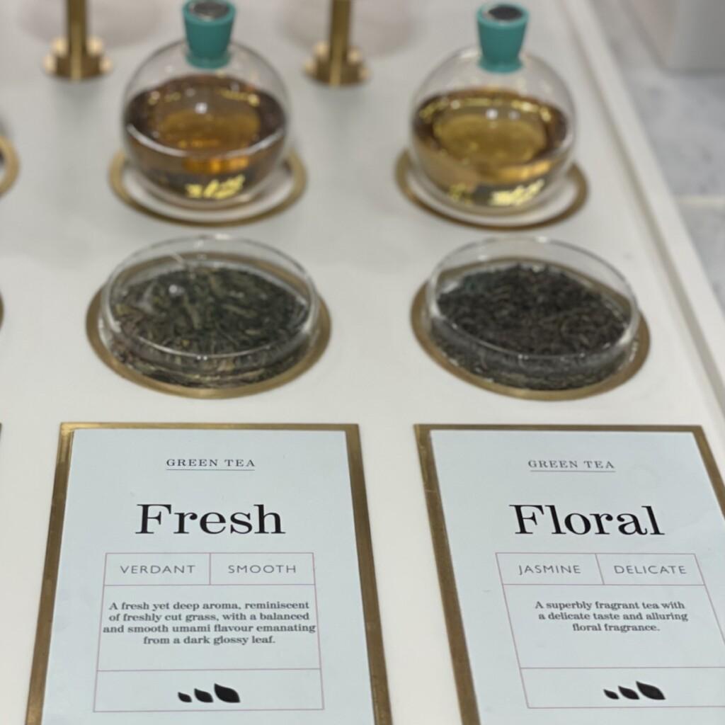 緑茶の種類