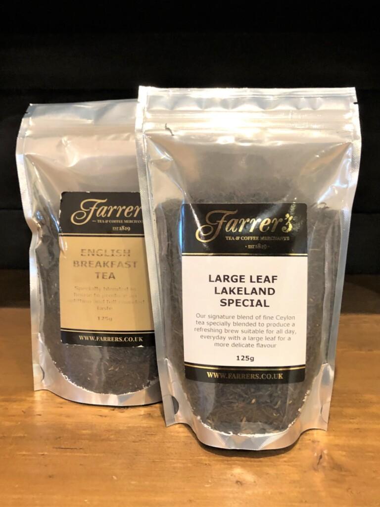 ファラーズの紅茶