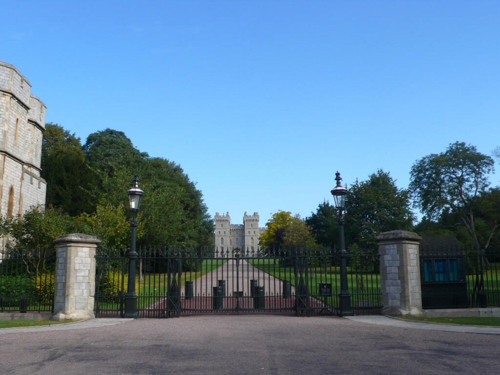イギリス・ウィンザー城