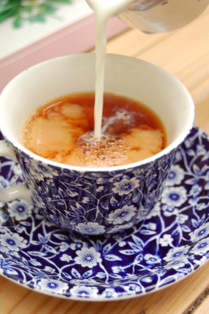 宮脇樹里さんアレンジの紅茶