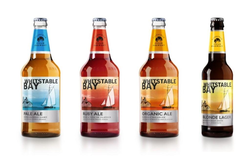 ウィスタブルの地ビール