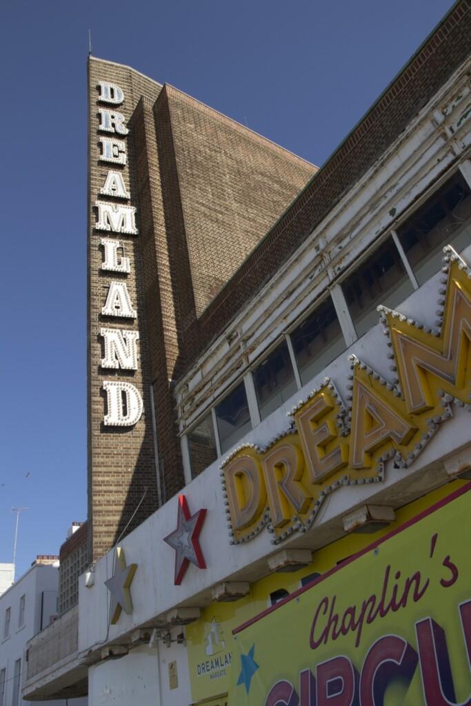 ドリームランドの建物