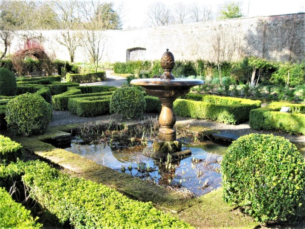 ダルメインの庭