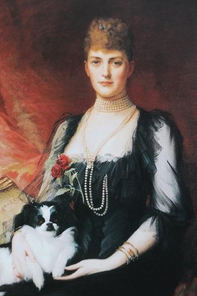 アレクサンドラ皇太后