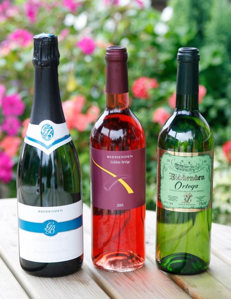 ビデンデン・ヴィンヤードのワイン