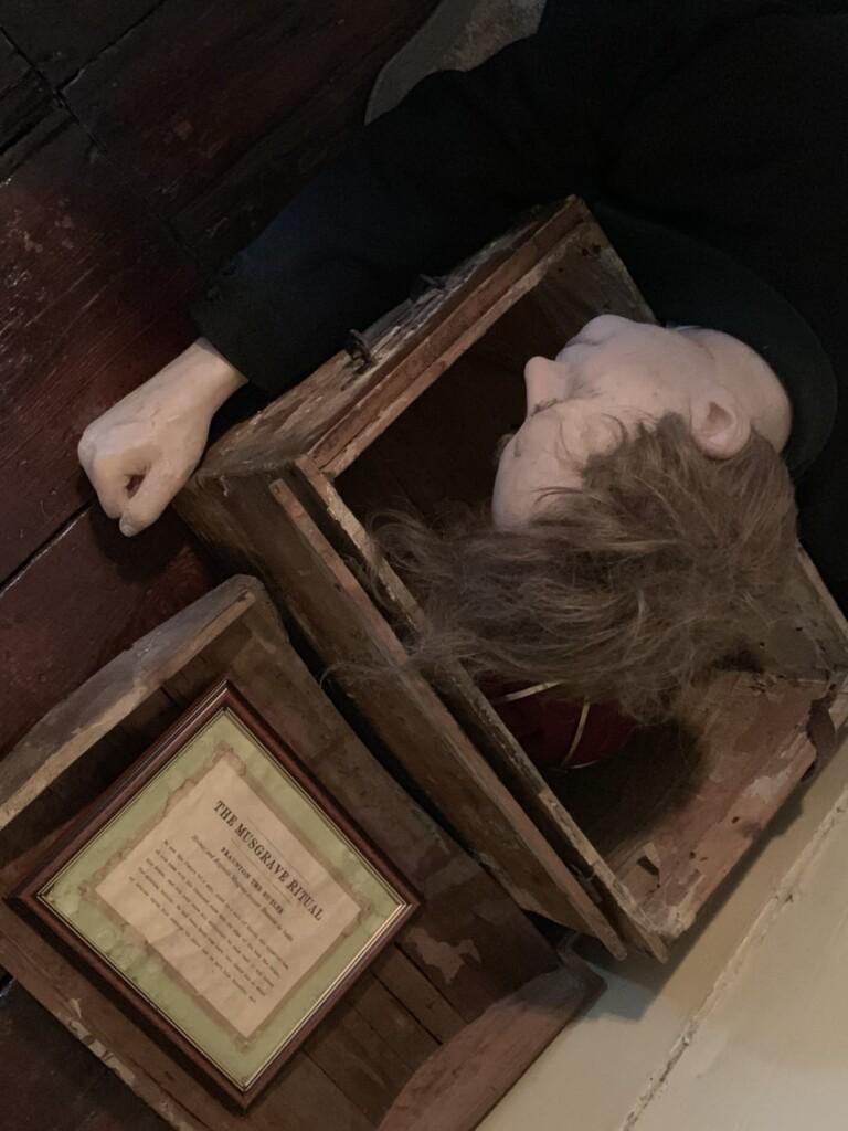 小説「マスカレーヴ家の儀式」に出てくる執事のブラントン