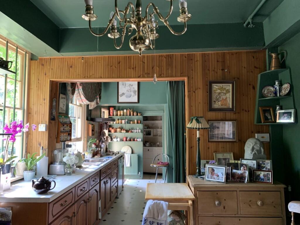ジュリアナ先生のキッチン