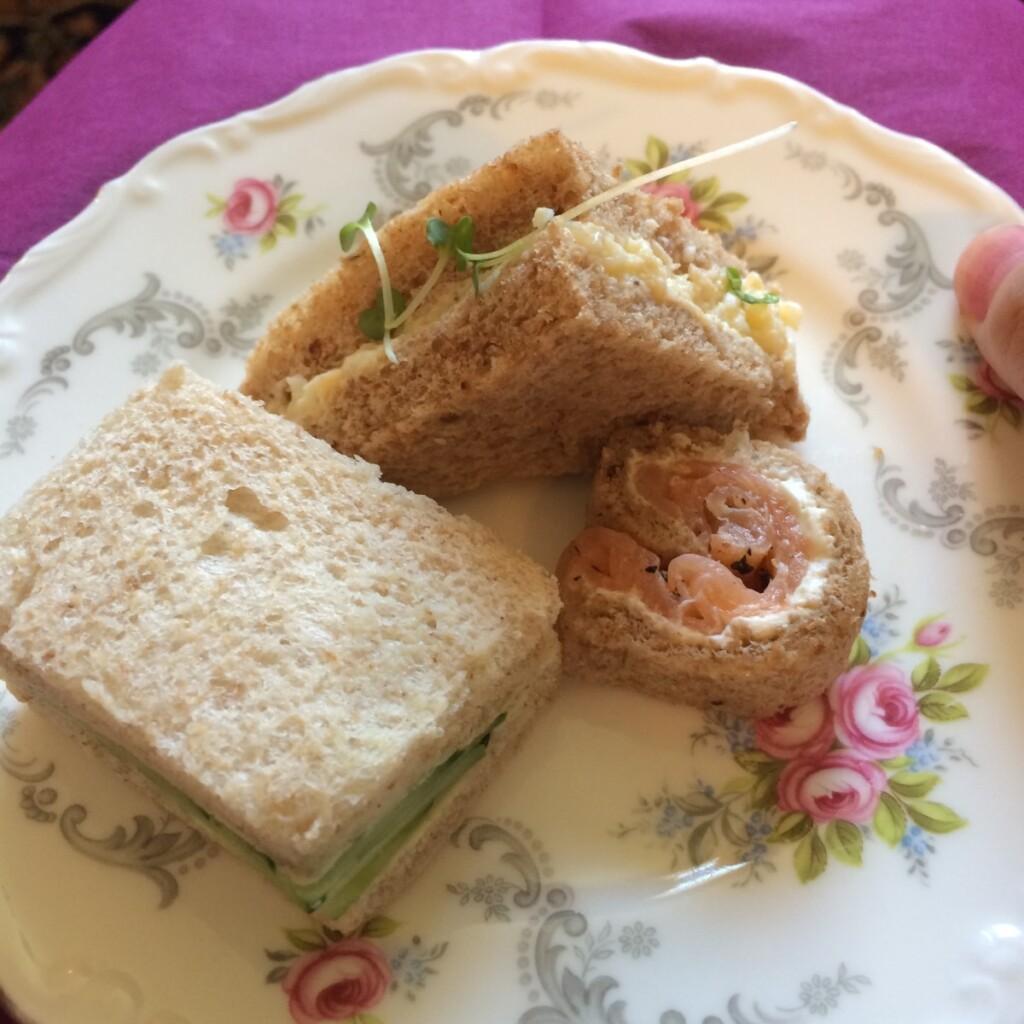 ジュリアナ先生流のサンドイッチ