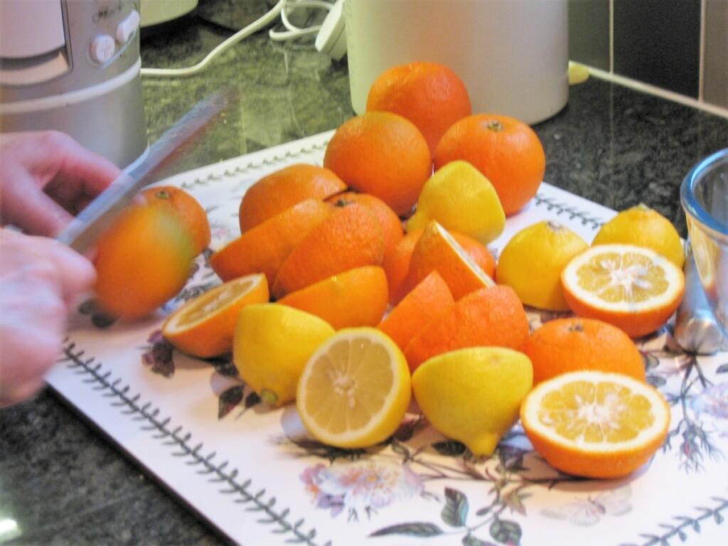 セヴィルオレンジ