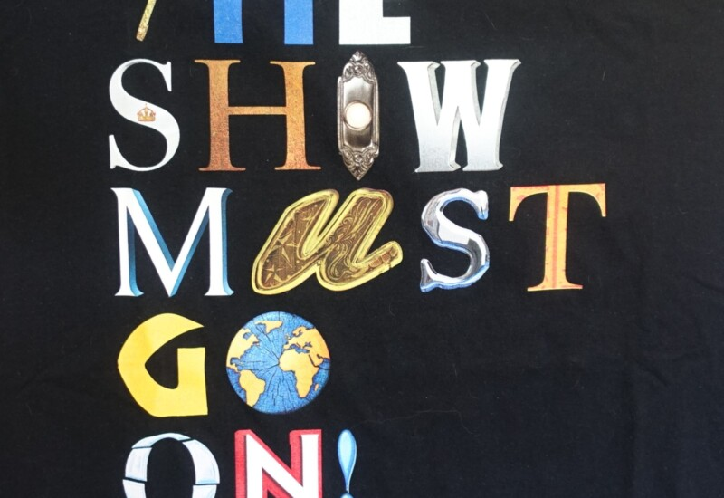 The Show Most Go Onのロゴ