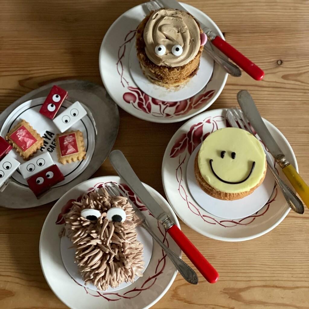 アニヤのケーキでおうちカフェ