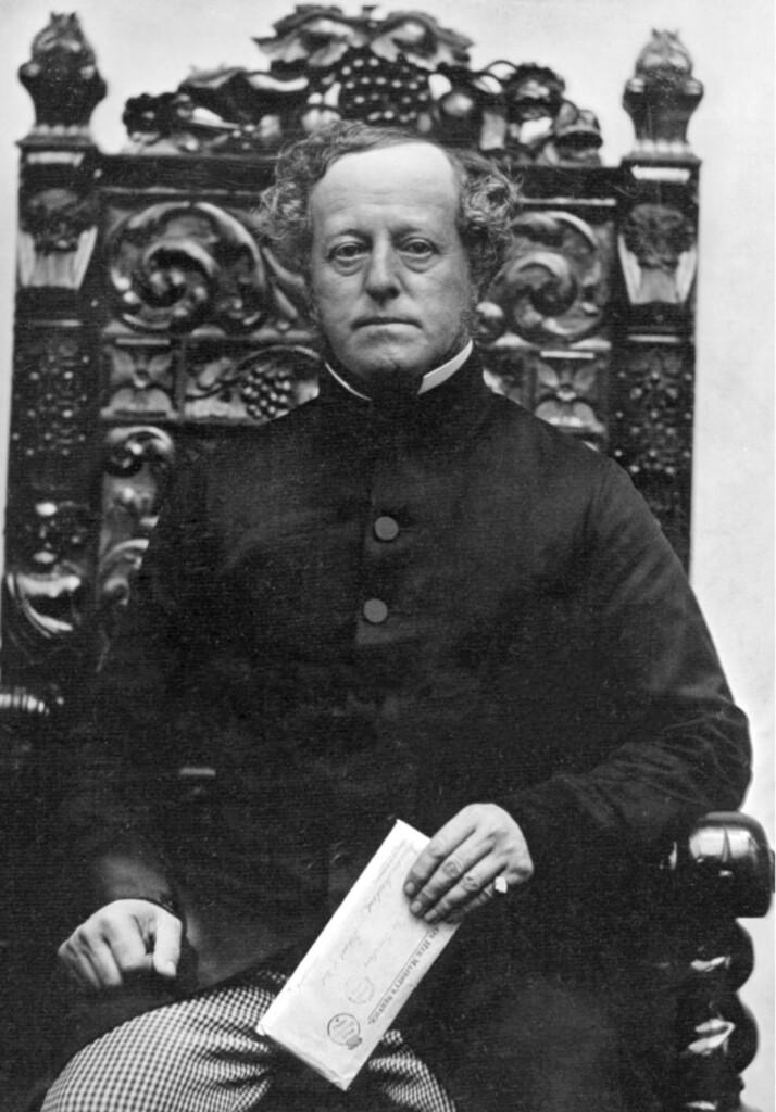 ウィリアム・ペニー・ブルック医師