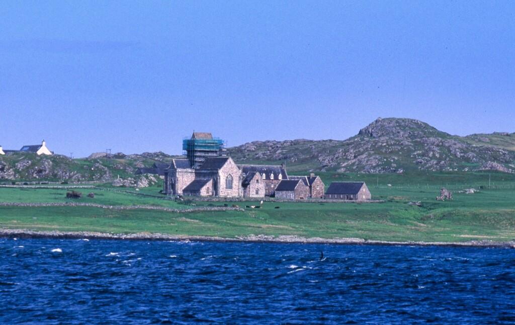 アイオナ島の修道院