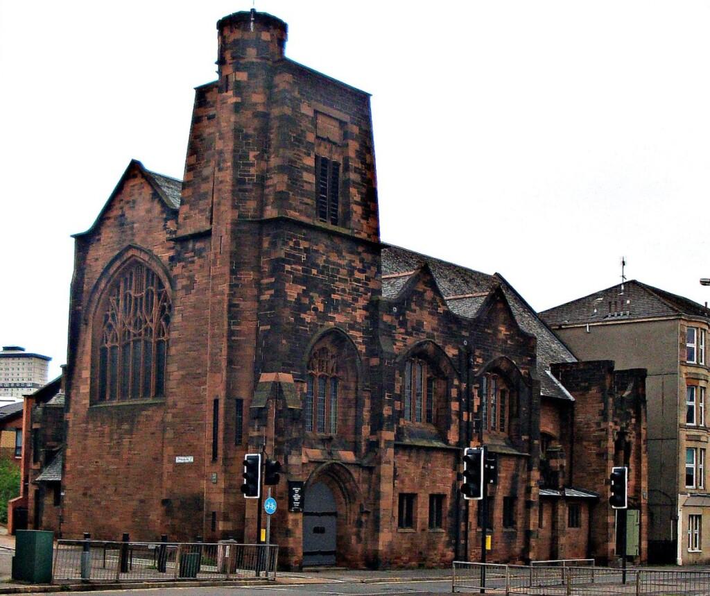 クィーンズ・クロス教会