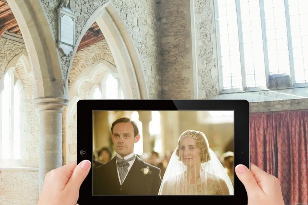 「イーディスとバーティーの結婚式」