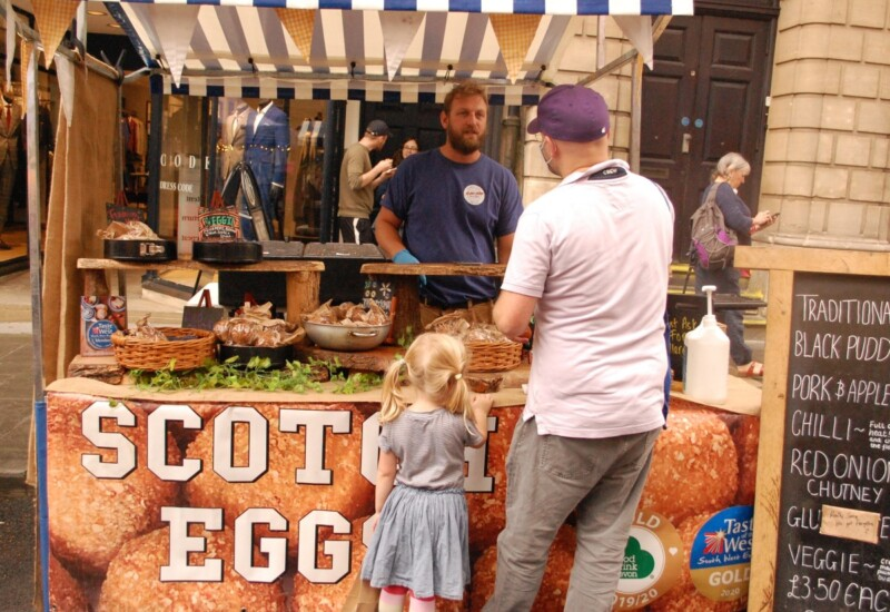 Foodieが集まるイギリス食のイベント「The Great Bath Feast 2021」の様子